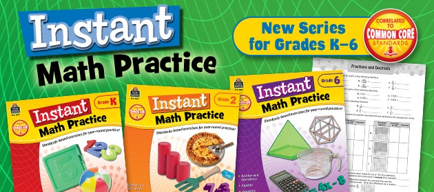 Instant Math Practice